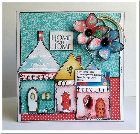 Home sweet home (Little Kingdom CD)