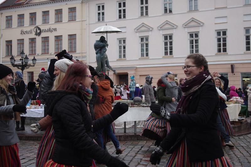 12. detsember 2015 - Tartu talvine tantsupidu Raekoja platsil - IMGP9025.JPG