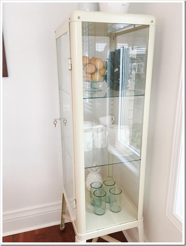 kitchen makeover corner cabinet 2