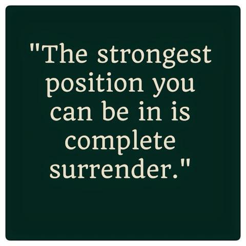 Complete Surrender - I Surrender All