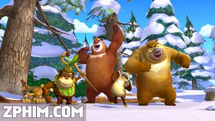 Ảnh trong phim Gấu Bự Núi Tuyết - Boonie Bears: Mystical Winter 1