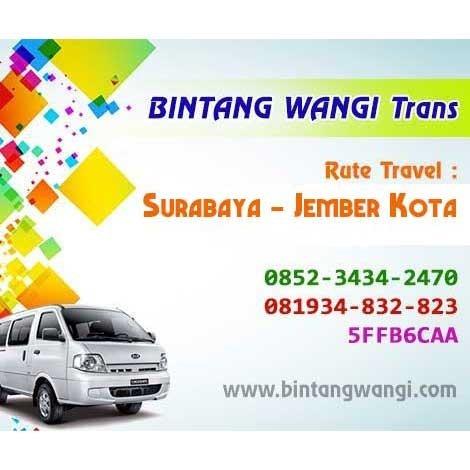 Jasa Travel Surabaya - Jember Kota