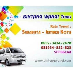 Travel Surabaya - Jember Kota (PP)