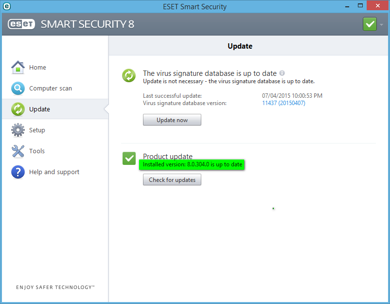 ESET Smart Security 8.0.312.0 | nsane.down