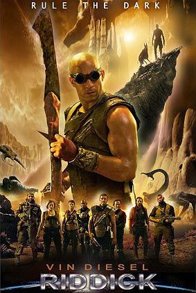 Filme Poster Riddick 3 WEBRip XviD & RMVB Legendado