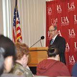U of A System President Dr. Donald Bobbitt Visit - DSC_0247.JPG