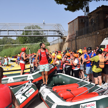 Descenso en Rafting 15/07/2018
