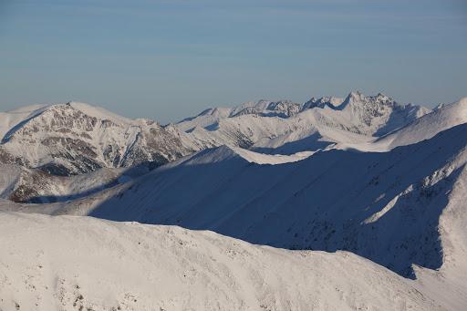 Červené vrchy - od Temniaku po Svinicu