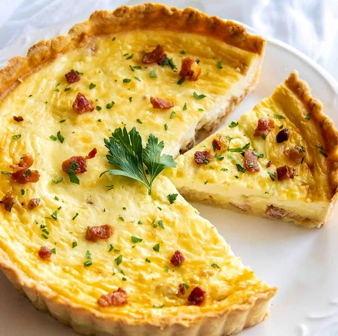 Quiche Recipe | Breakfast Care
