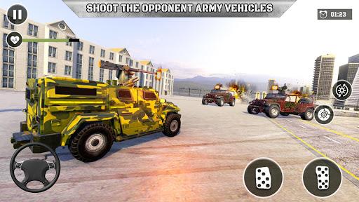 Army Prisoner Transport: Criminal Transport Games apkmind screenshots 5