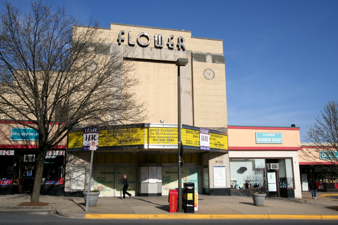 Silver spring singular what next for the flower theatre the flower today dhlflorist Images