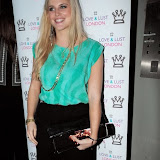 WWW.ENTSIMAGES.COM -       Ashley James    at       Love and Lust London - launch party at Beaufort House Chelsea, 354 Kings Road, London May 21st 2013                                     Photo Mobis Photos/OIC 0203 174 1069