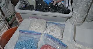 Elles proviennent de laboratoires clandestins : de nouvelles drogues hautement toxiques en circulation