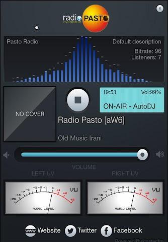 android Radio Pasto Screenshot 0