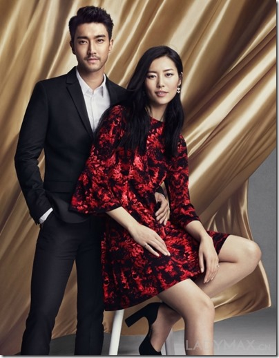 Liu Wen X Choi Siwon H&M Lunar New Year 2016 03