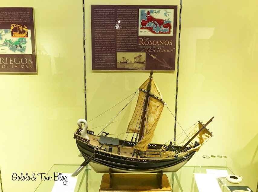 Reproducciones de barcos a lo largo de la historia