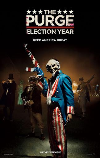 Κάθαρση: Έτος Εκλογών (The Purge: Election Year) Poster