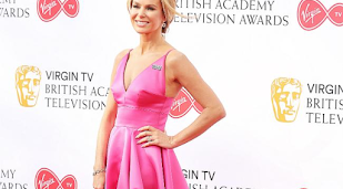 Amanda Holden set to launch a music career?