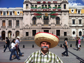 Mr.Mustache in Chihuahua