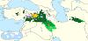 Şaristaniya kevnar a Kurdistanê