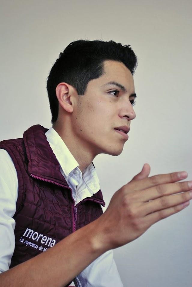 Trata de mujeres y corrupción, principales problemas de Tlaxcala: Kevin Villa Sanluis