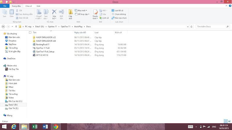 Optitex 11 Full Tất Cả Windows 32bit Và 64bit 2
