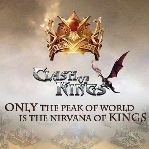 Clash of Kings'te Yeni Etkinlik