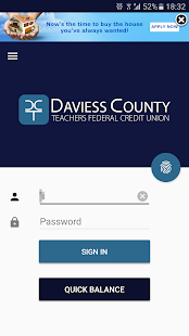 Daviess County Teachers FCU- screenshot thumbnail