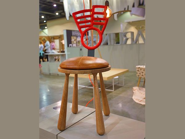 The Umqhele Chair designed by Umongo and Afrigarde