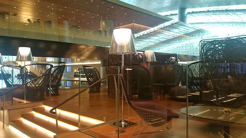 DSC 5008 - REVIEW - Qatar Al Mourjan Business Class Lounge, Doha (September 2014)