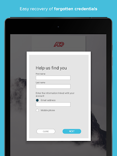 ADP Mobile Solutions- screenshot thumbnail