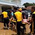 Kirim Personil, DitPolair Polda Jabar Lakukan Evakuasi dan Cek Kesehatan Korban Banjir Cisanggarung