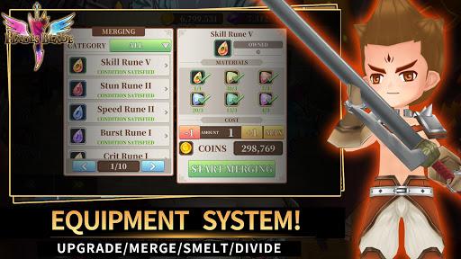 Endless Quest: Hades Blade - Free idle RPG Games 1.33 screenshots 2