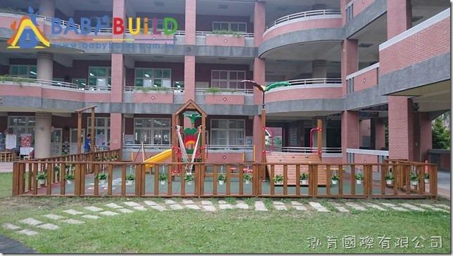 桃園市龍潭區雙龍國民小學-幼兒園專用戶外遊戲場採購
