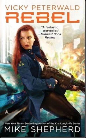 Rebel  (Vicky Peterwald #3)