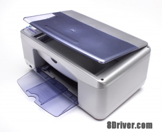 Download HP PSC 1315 All-in-One Printer driver & setup
