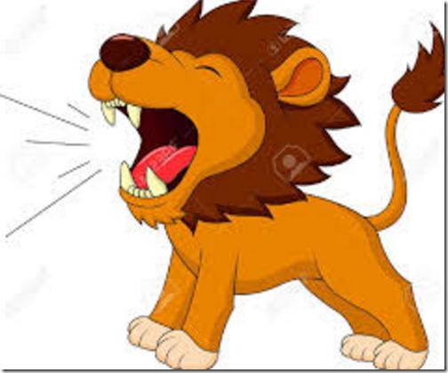 El León va a la guerra, cuento para niños