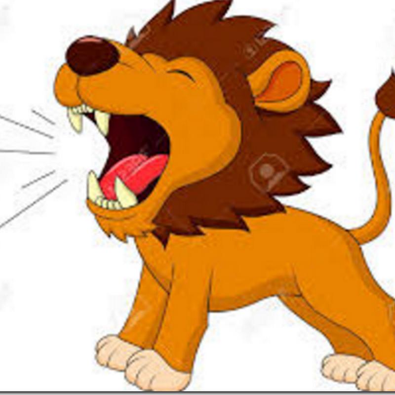 El León va a la guerra, cuento infantil