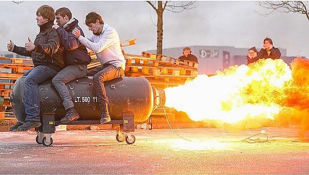 vuurwerk pyrotechniek carbid schieten