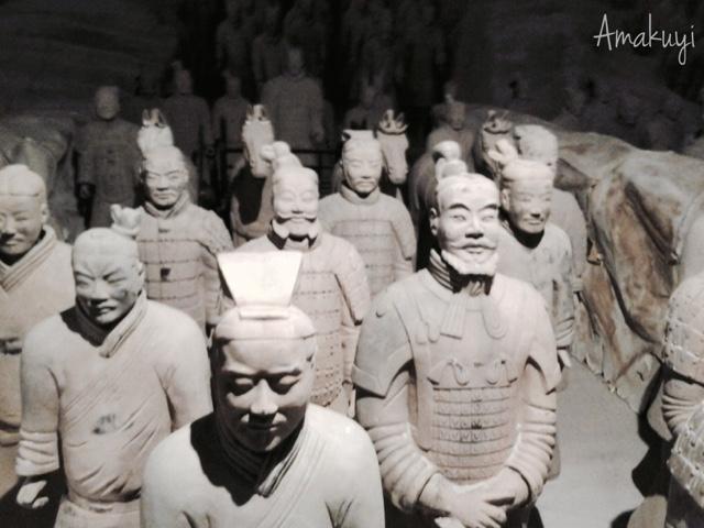 Soldados-de-terracota-ejército-de-Xian-exposición-de-la-a-a-la-z