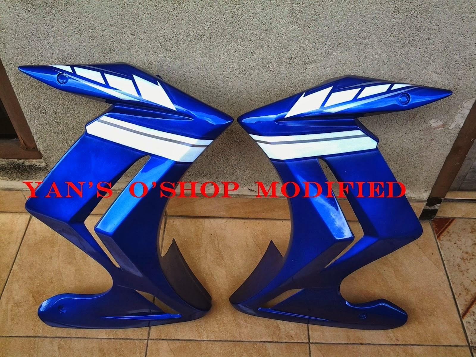 Modif Yamaha Vixion Full Fairing