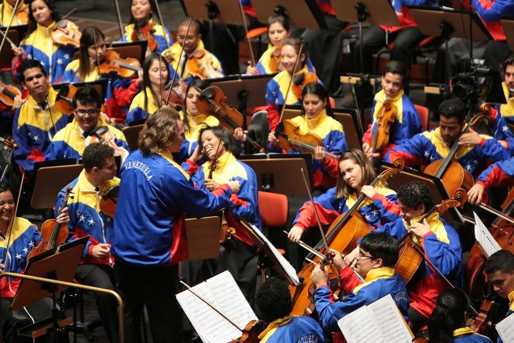 Para los integrantes de la SJTCV cada bis es una demostración esencial de las agrupaciones que conforman el Sistema Nacional de Orquestas y Coros Juveniles e Infantiles de Venezuela
