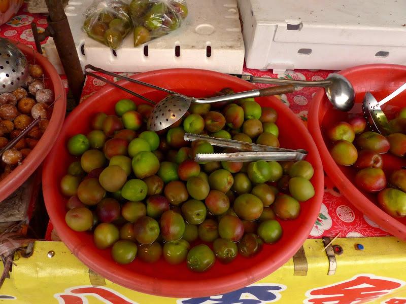 Miaoli county. Nanzhang puis Dahu la capitale de la fraise... - P1050203.JPG