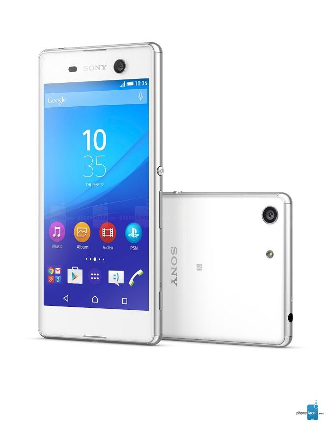 Sony công bố giá bán Xperia M5, khoảng 400 USD