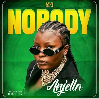 MP4 VIDEO   Anjella (anjela) Angela - Nobody Mp4 (Video Download)