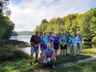 Silver Lake Hike (Sept 22, 2017)