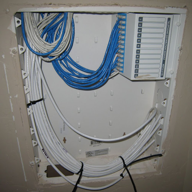 what do i need to finish this home network wiring job ars image