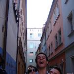 European alley!  Yeah!