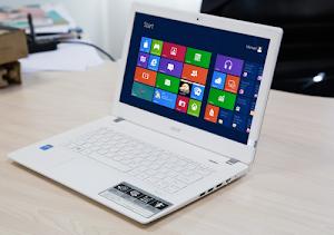Laptop- Acer Aspire V3-371, máy tốt giá ngon