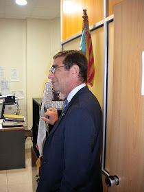 El Embajador de EEUU visita el Centro Cultural Islámico de Valencia (CCIV).